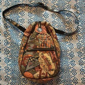 Vintage Traveling Shoulder Bag